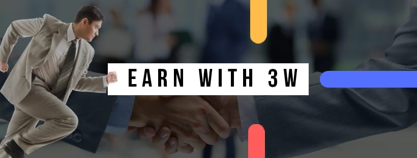 earn with 3w  FULL BUSINESS PLAN