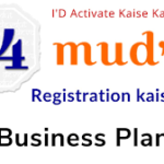 Mudra Full Business Plan In Hindi