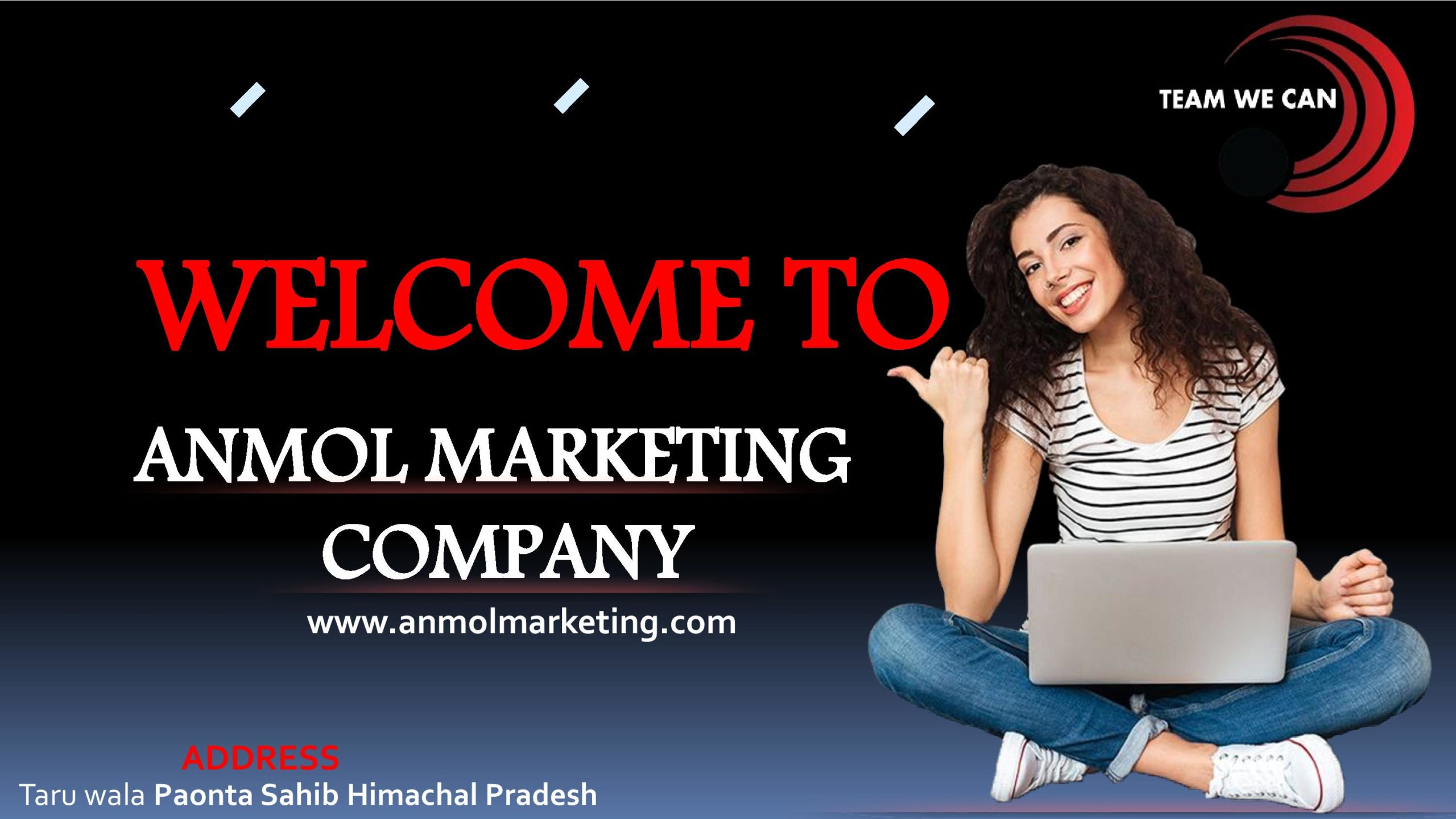 ANMOL MARKETING FULL BUSINESS PLAN