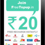 FreeTopup App Refer And Earn Full Details